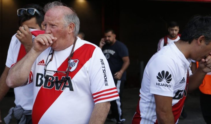 Tevez acusa a la Conmebol de obligarlos a jugar la final