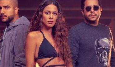 Tini Stoessel estrenó tema junto a Cali Y El Dandee: ¡mirá el video con Juan Minujín y Celeste Cid!