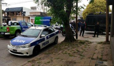 Tolosa: el asesino se disparó y murió camino al hospital