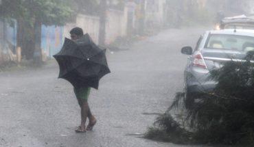 "Tormeta tropical ""Xavier"" azotará con lluvias estos estados"