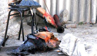 Trágico incendio en Viedma: Murieron una mujer de 27 años y sus 6 hijos