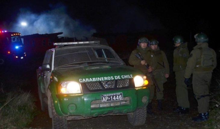 Tres carabineros heridos tras nuevo hecho de violencia en el sur de Chile