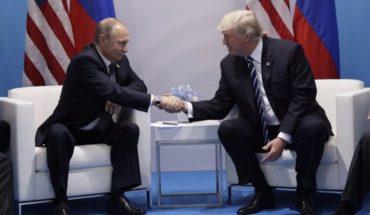 Trump canceló su reunión con Putin en Argentina