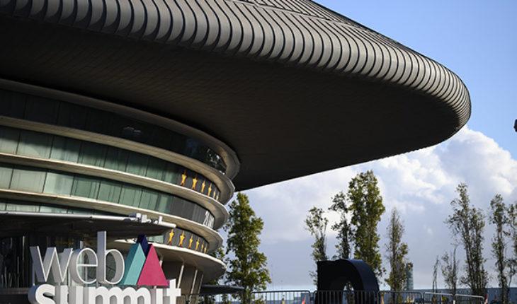 El Altice Arena de Lisboa justo antes del comienzo de la Web Summit el pasado lunes. Foto: Stephen McCarthy/Web Summit via Sportsfile (CC BY 2.0)