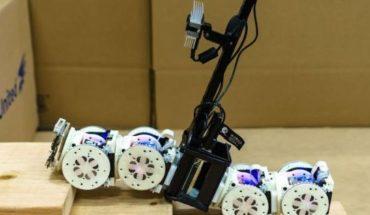 Un Transformer de la vida real: el robot que puede cambiar de forma