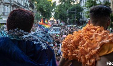 Una multitud marchó con orgullo por las calles de Buenos Aires