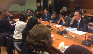 Víctimas reclaman en Suiza a México por la crisis de derechos humanos