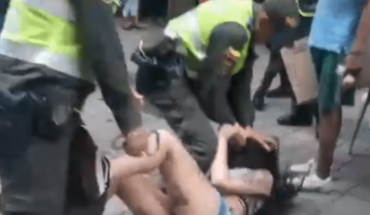 VIDEO: Brutal golpiza a trans cuando buscaba trabajo
