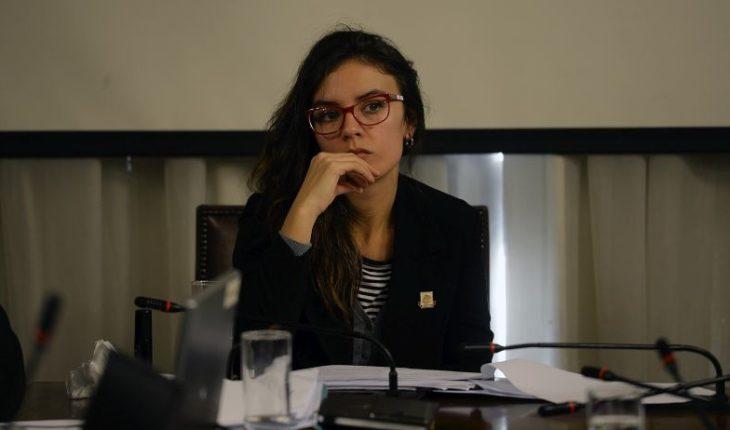 """Vallejo disparó contra Alessandri y dijo que Aula Segura esconde """"su ineptitud e inoperancia en materia de convivencia escolar"""""""