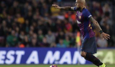 """Vidal tras derrota del Barcelona ante el Betis: """"Tenemos que mejorar mucho si queremos ser campeones"""""""