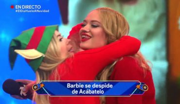 Barbie se despide de Acábatelo | Acábatelo