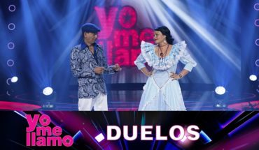 Duelos Yo Me Llamo: Rolando Laserie vs. Celina González