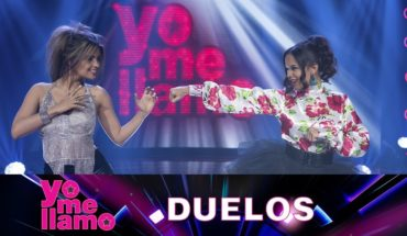 Duelos Yo Me Llamo: Thalía vs. Maía