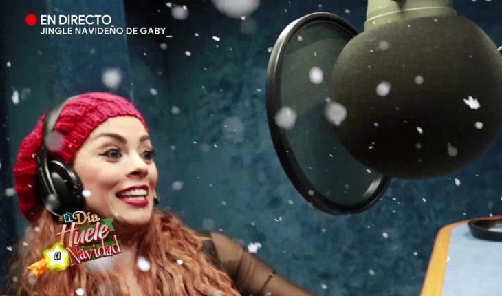 El jingle de Gaby para esta Navidad   Acábatelo