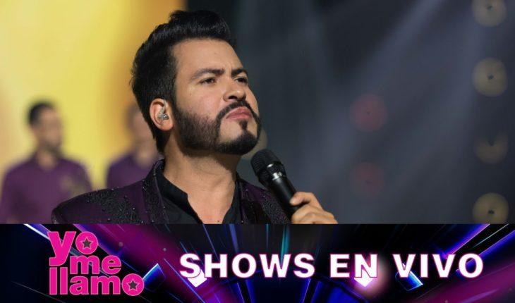 Jaír Santrich en Yo Me Llamo – Ni Una Más – Shows en Vivo