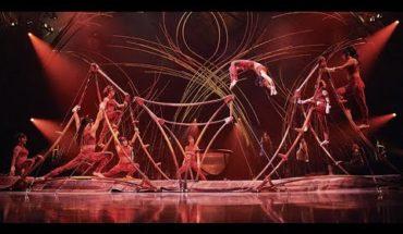 La magia del Circo del Sol también se vive detrás del escenario