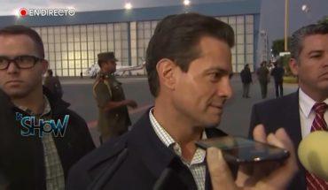 Notimedios: Los consejos de Peña Nieto | Es Show
