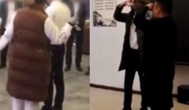 Video: Obligaban a los empleados a beber orina en compañía china
