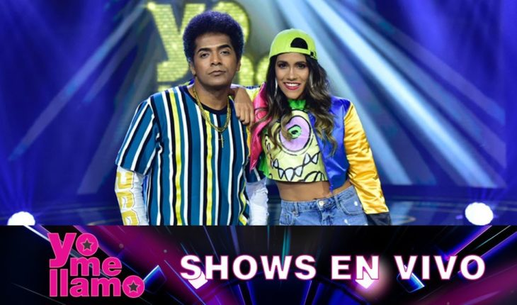 Yo Me Llamo Bruno Mars – Finesse – Shows en Vivo