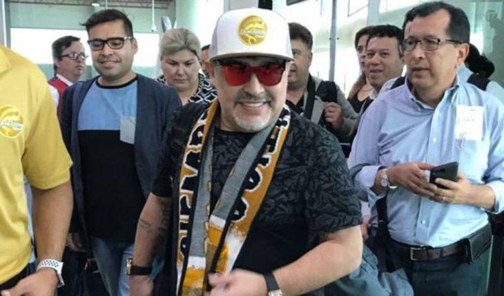 Yo a Leo Messi lo adoro, Maradona rechaza haberle criticado