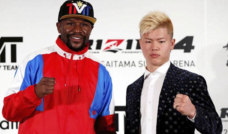 peleará contra campeón de MMA veinte años menor que él