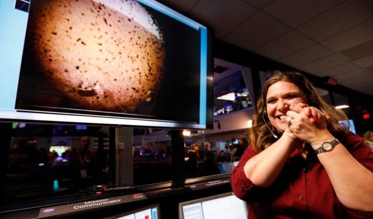 ¡Aterrizaje exitoso! InSight nos manda estas bellas fotos de Marte