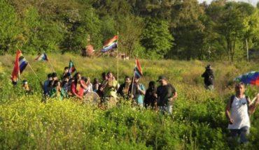 """¿Qué hay detrás de la represión en del desalojo del terreno """"Tres Ombúes""""?"""