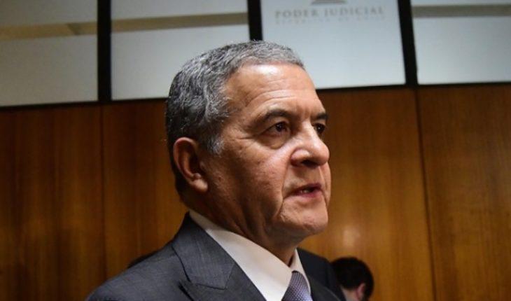 """""""Comandante Emilio"""": Juez Carroza aclara que no cumpliría condena en Chile """"Tiene que ser remitido a México por los secuestros en que está involucrado"""""""