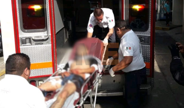 2 dead and an equal number of wounded leaves attack shot in Uruapan, Michoacán