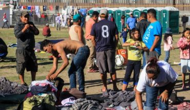 5 thousand migrants hope to meet in Tijuana this Sunday or Monday