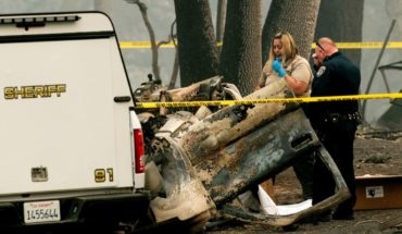 631 missing and 66 killed in fire in California
