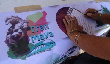 925 mil votaron en consulta sobre Tren, dice equipo de AMLO
