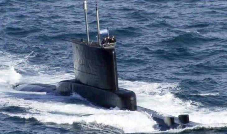 ARA San Juan: Prepare two acts of homage to 44 crew members
