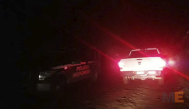 Aggression shooting leaves three dead and one injured in the colonia San Rafael in Uruapan, Michoacán