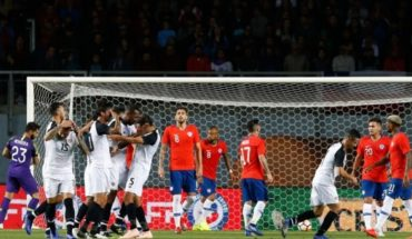 Aimlessly: Costa Rica ruined you the night to an unknown Chilean team