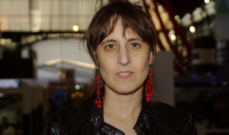 Alejandra Costamagna is the finalist of the premio Herralde novel 2018