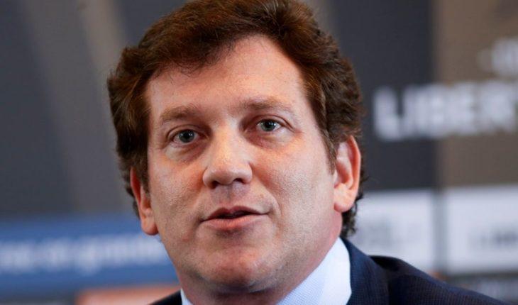 """Alejandro Domínguez: """"El partido será reprogramado"""""""