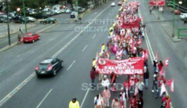 Alistan campesinos marchas rumbo a Zócalo