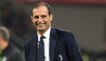 Allegri, of Juventus, is named engineer of the year in Serie A
