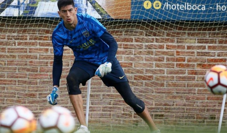 Andrada returns to the Arch of mouth: win you the post to Rossi for the Libertadores?