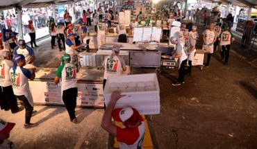 Argentina broke two records worldwide with pizzas and empanadas
