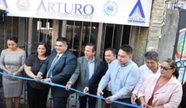 Arturo Hernández House opens link in Zacapu