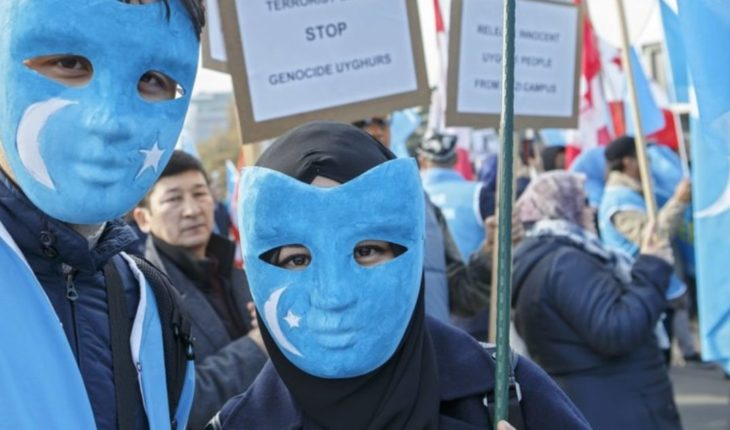 At the UN, China scorns allegations of mass arrests