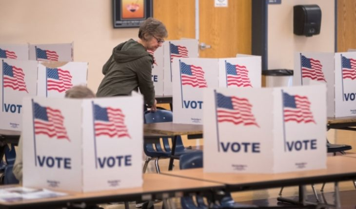At what time will be the end of United States mid-term elections results