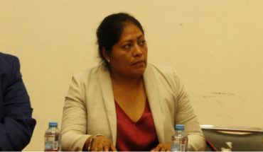 Attention citizen and management will provide effective and transparent service: Zenaida Salvador