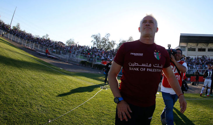 """BASAY and Copa Chile title: """"I am very proud of the group that we have to go"""""""