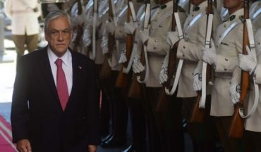 "Bloomberg by Camilo Catrillanca crime: ""this case threatens to splash to the billionaire President Sebastián Piñera"""