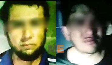 "Burning bus in Buenavista was the capture of Daniel Sierra, one of the alleged leaders ""Viagra"""