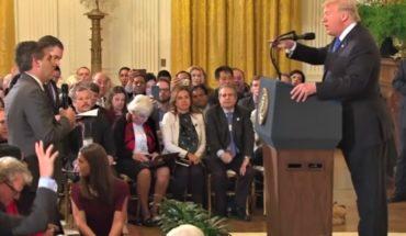CNN versus Trump: channel features demand against the US President by veto journalist