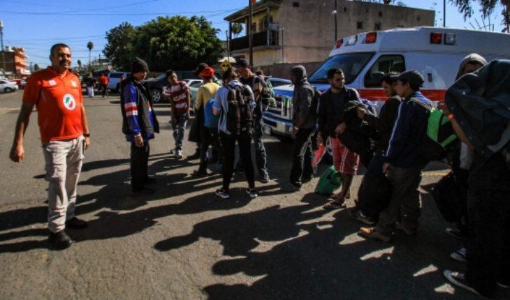 Caravana migrante: Casi 700 centroamericanos se registran para pedir empleo en México